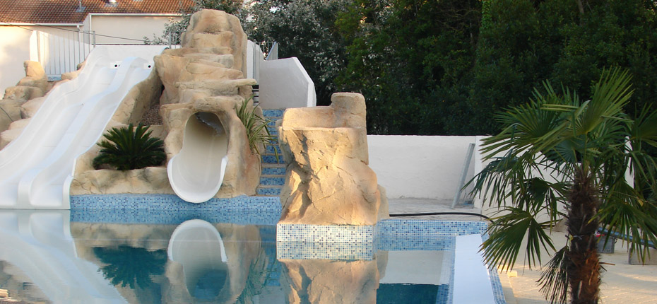 Notre espace aquatique à Oléron