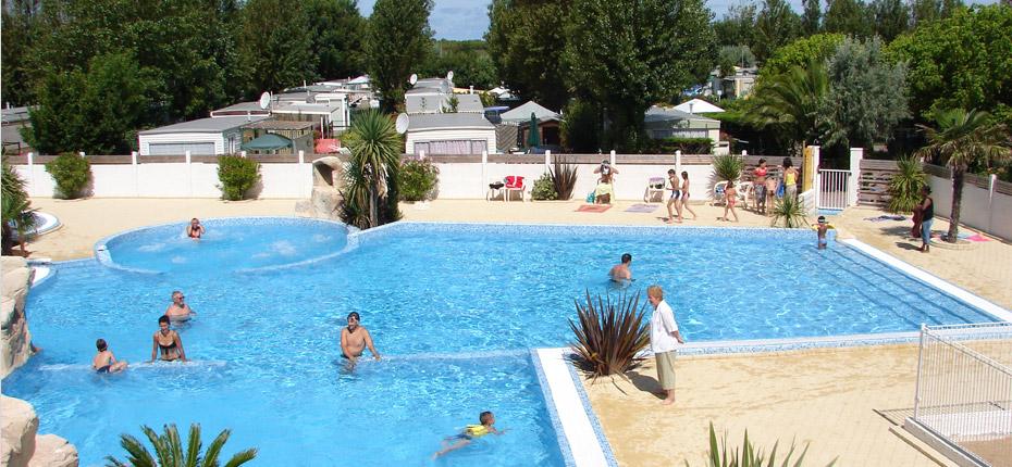 Jouez dans notre espace aquatique à Saint Denis d'Oléron