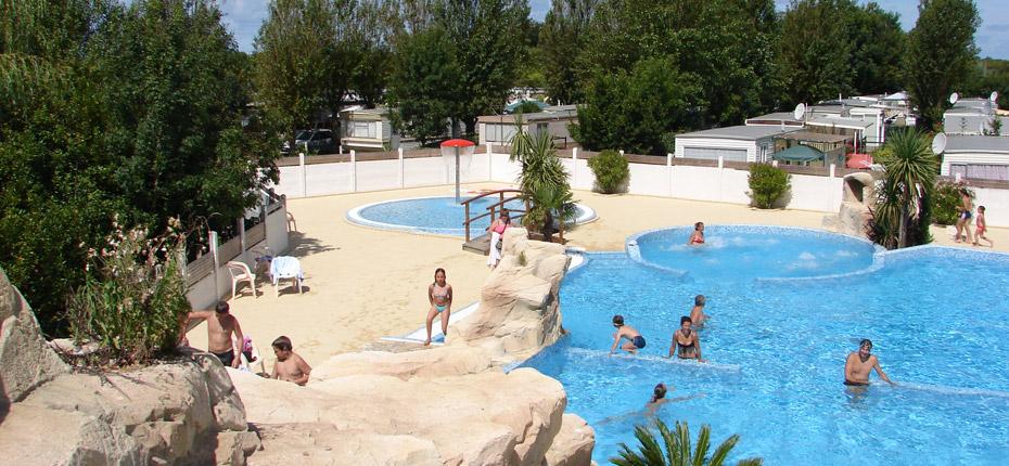 Détendez vous dans notre espace aquatique à Saint Denis d'Oléron