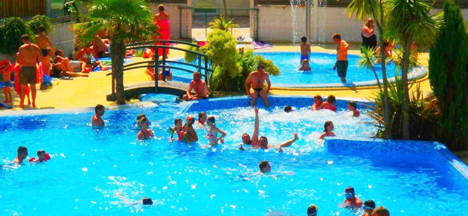 Amusez-vous dans l'espace aquatique du camping sur Oléron