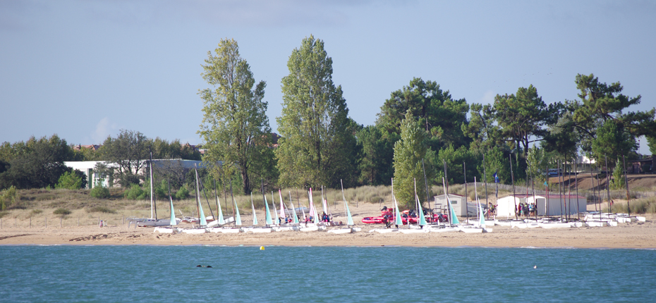 Détendez vous à la plage de Boyardvile