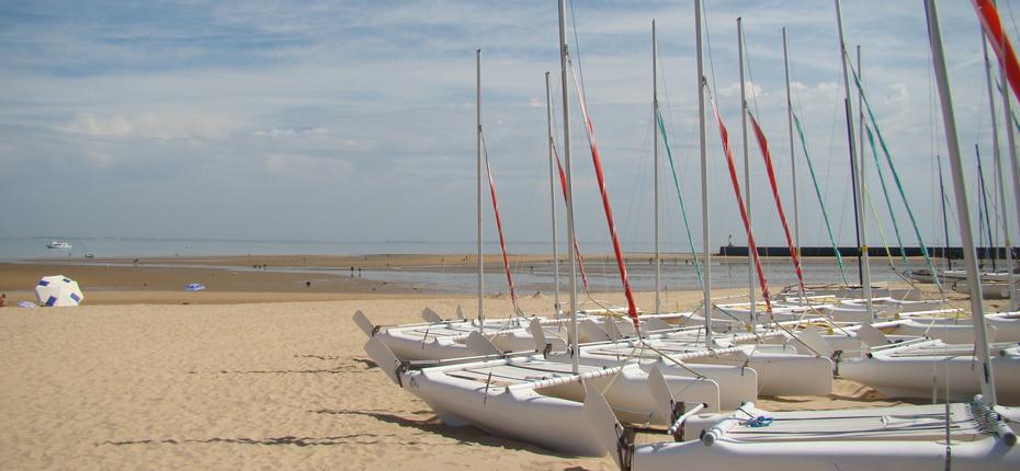 Profitez de la plage sur l'île d'Oléron