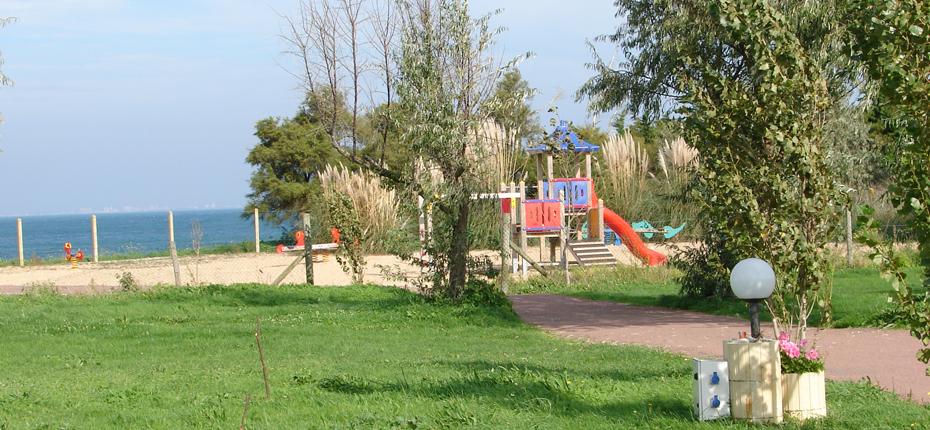 Les jeux enfants vous attendent sur l'île d'Oléron