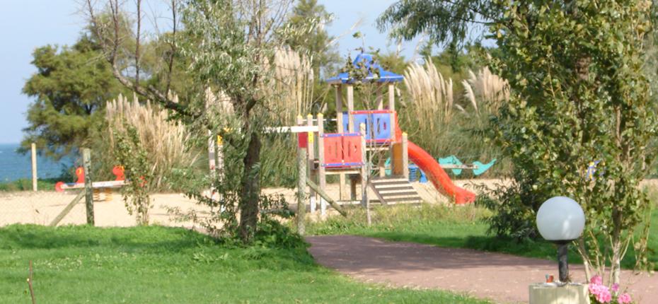 Profitez des jeux enfants à Saint Denis d'Oléron