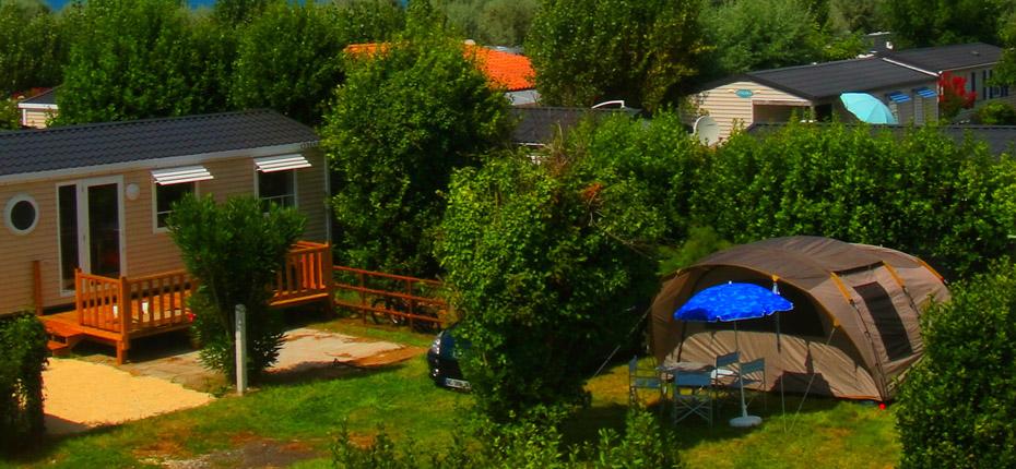 Location de mobil home 6 personnes sur l 39 le d 39 ol ron for Entretien jardin oleron