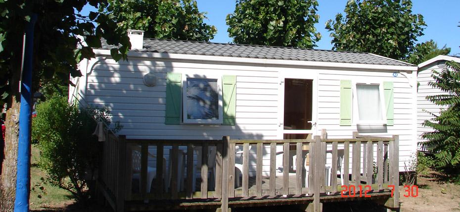 Votre location de mobil-home au camping Oléron vous attend