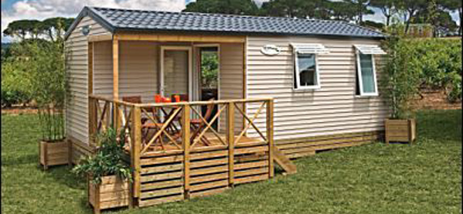 Location de mobil-home 2 chambres sur l\'île d\'Oléron - CAMPING PHARE ...