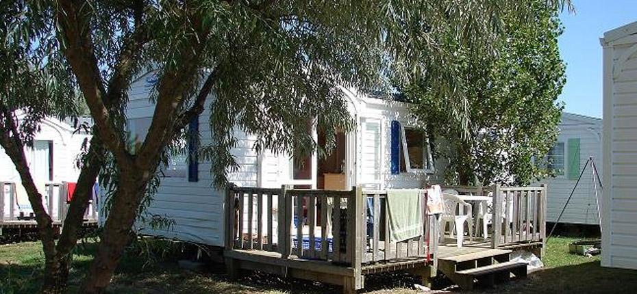 Votre location de mobile home sur l'île d'Oléron