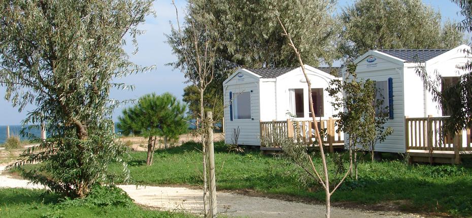 Réservez votre location de mobil-home dans notre camping