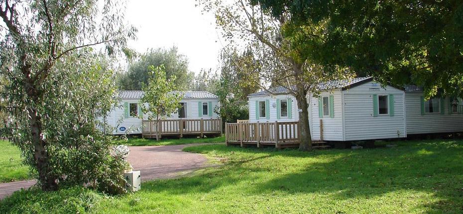 Louez votre mobil-home au camping Oléron