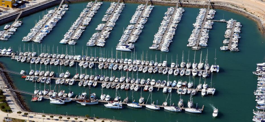 Le port de plaisance de Saint Denis d'Oléron