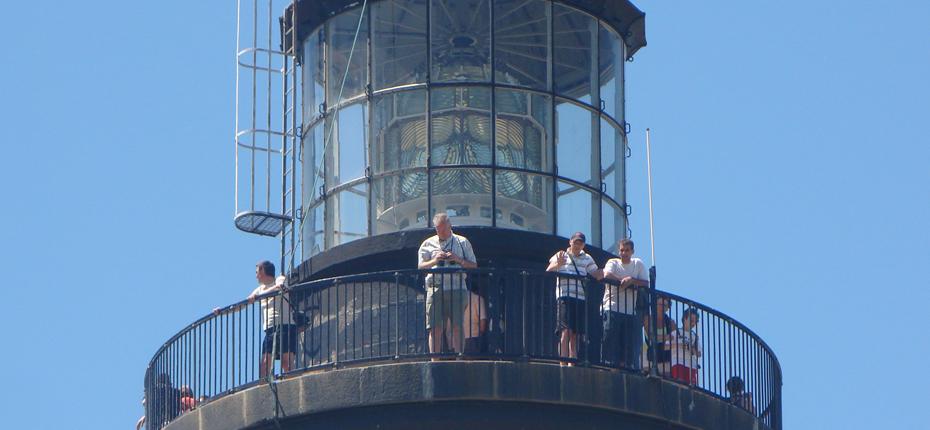 Admirez le phare de chassiron sur l'île d'Oléron