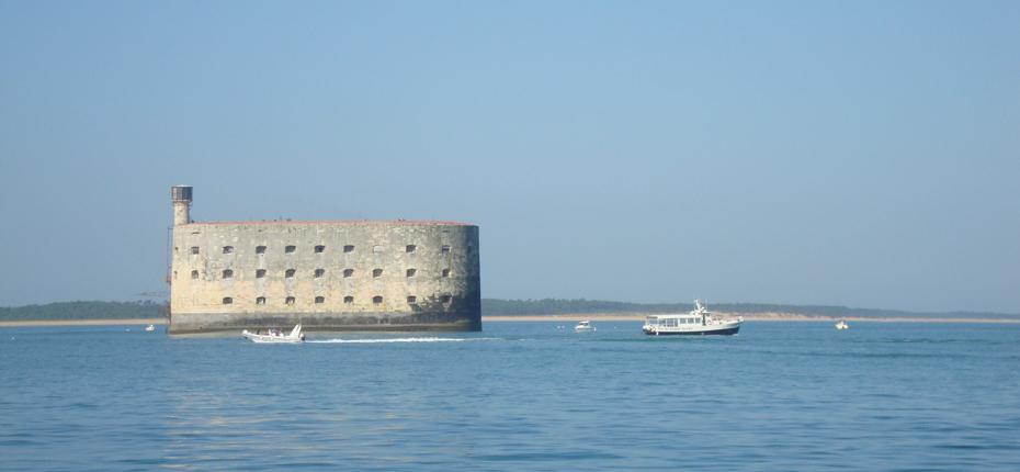 Faites une excursion vers Fort Boyard