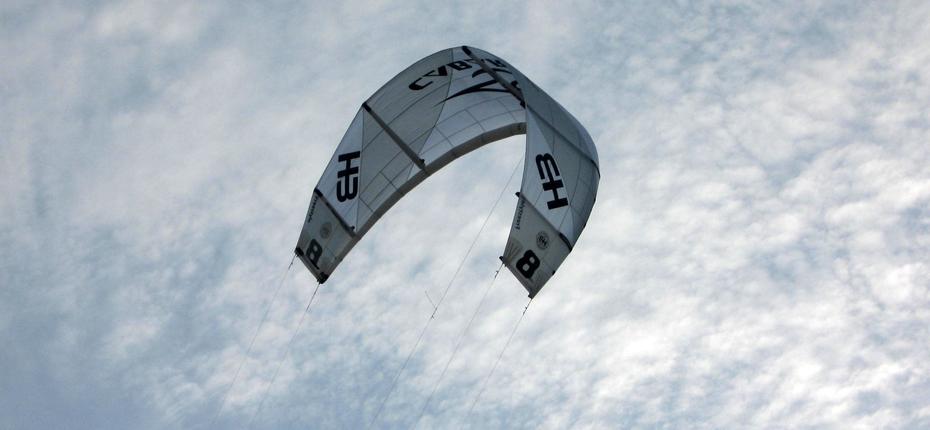 Faites du kitesurf sur l'île d'Oléron