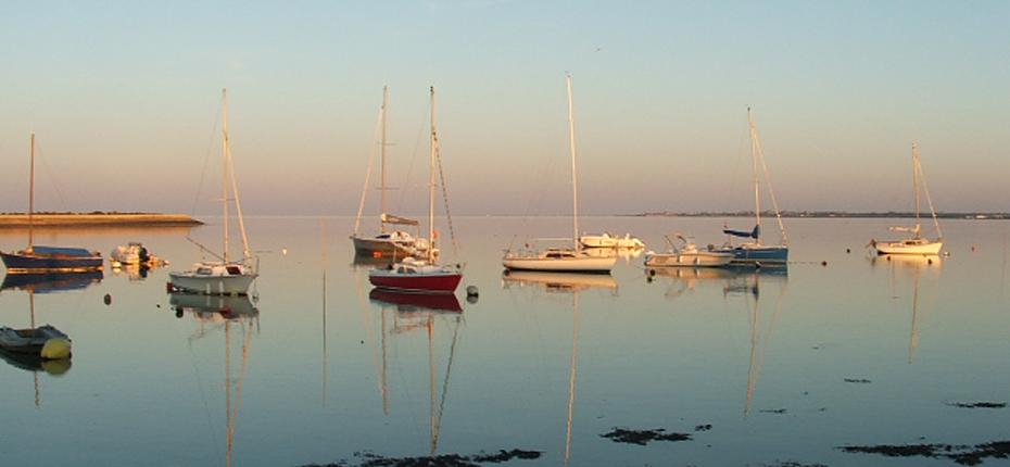 Faites du bateau autour de l'Ile d'Oléron